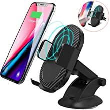 Best magnetic car mount with wireless charging Reviews