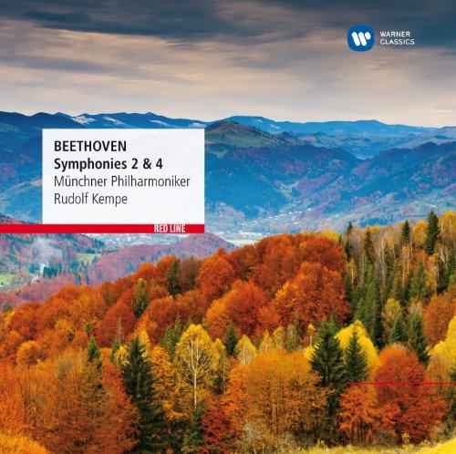 Redline: Symphonies 2 & 4