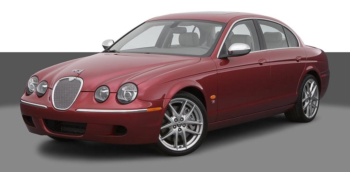 Amazon.com: 2007 Jaguar S-Type Reviews, Images, and Specs: Vehicles