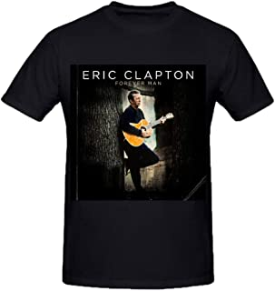 Best eric clapton forever man t shirt Reviews
