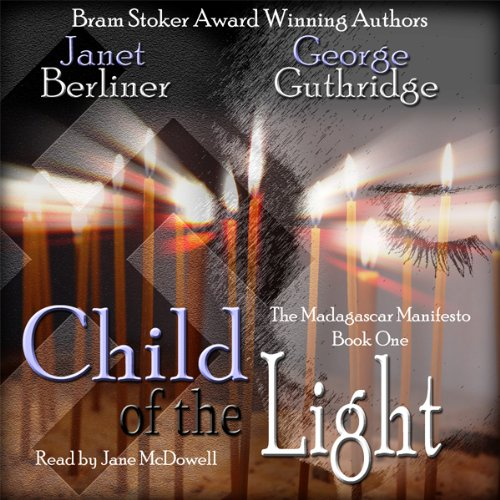 Child of the Light audiobook cover art