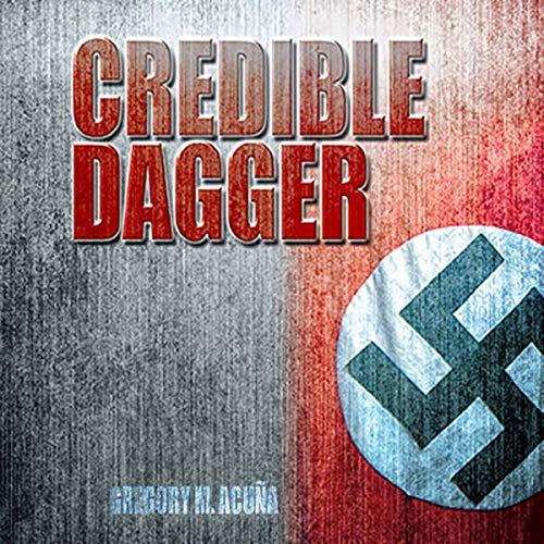 Credible Dagger audiobook cover art