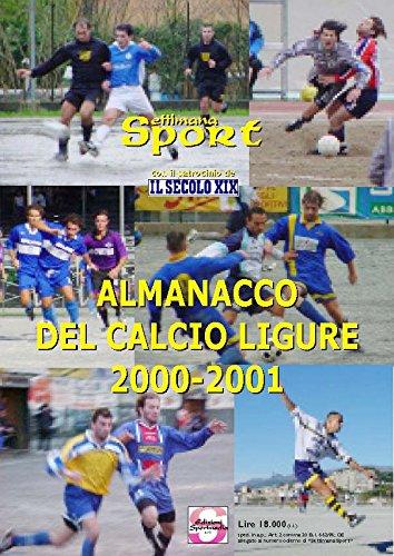 Almanacco del calcio ligure 2000-2001