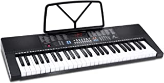 Electric Keyboard Piano 54-Key, Ohuhu Musical Piano Keyboard