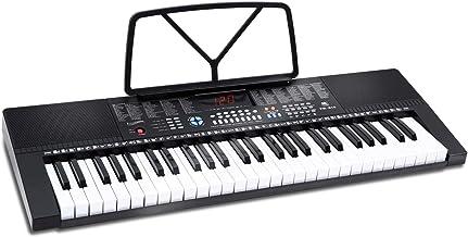 Electric Keyboard Piano 54-Key, Ohuhu Musical Piano Keyboard