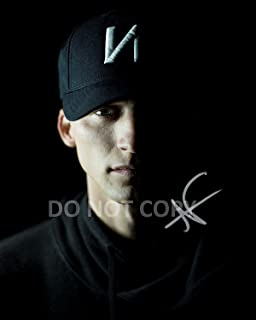 NF Nate Nate Feuerstein rapper reprint signed autographed 11x14 poster photo #1 RP Perception