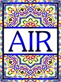 Air (Notes) ... (a Funky Design) (English Edition)