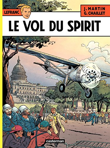Lefranc (Tome 13) - Le vol du Spirit