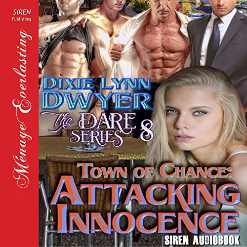Town of Chance: Attacking Innocence audiobook cover art