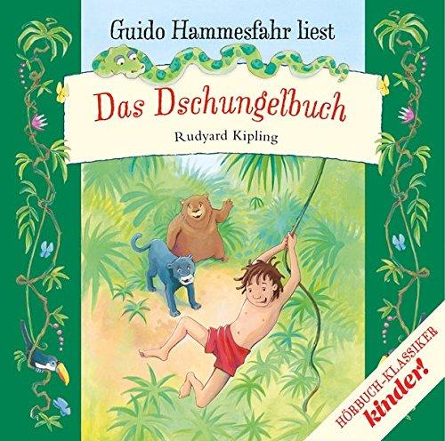 Das Dschungelbuch (kinder Hörbuch-Klassiker-Box 2016)