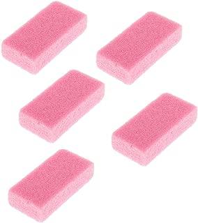 MagiDeal 5pcs Skin Foot Clean Scruber Scrub Pumice Stone Dead Skin Remover Pedicure