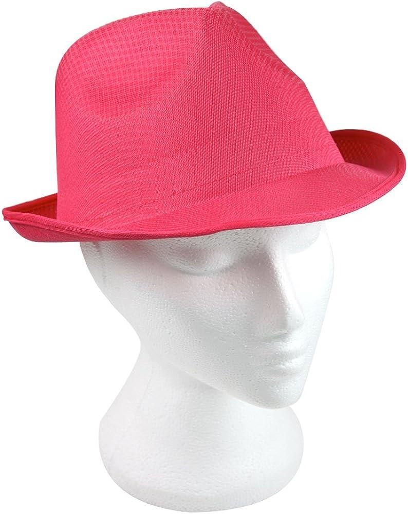 eBuyGB Unisex Fedora Summer Hat Sun Price reduction Topics on TV Dress Fancy