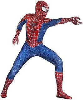 Unisex Lycra Spandex Zentai Halloween Cosplay Costumes for Audlt/Kids:Homecoming