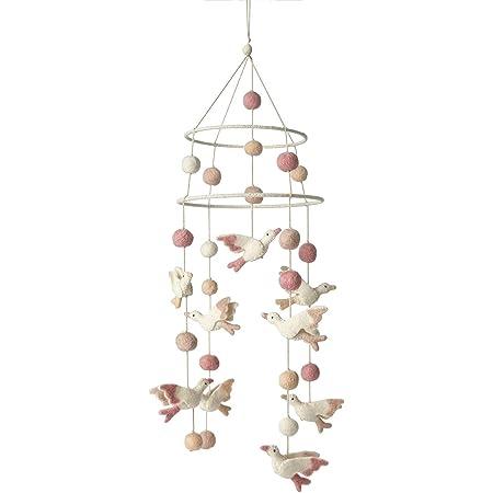 Pehr(ペア) モビール メリー ベッドメリー おもちゃ 北欧風デザイン ハンドメイド mobile Birds of a Feather BRDMO