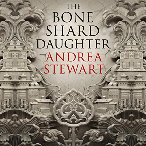 Page de couverture de The Bone Shard Daughter