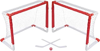 franklin mini hockey goal set