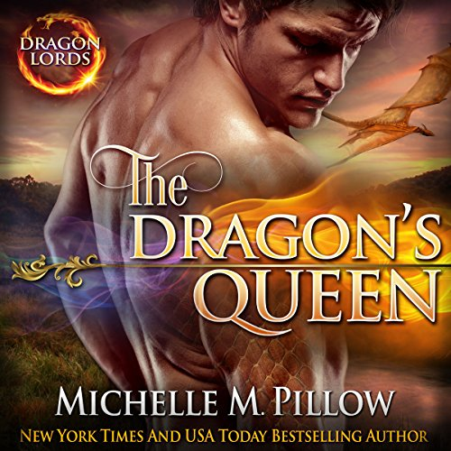 The Dragon's Queen audiobook cover art