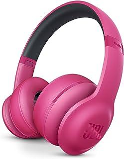 JBL EVEREST 300 ワイヤレスヘッドホン Bluetooth 密閉ダイナミック型オンイヤー ピンク V300BTPINGP 【国内正規品】