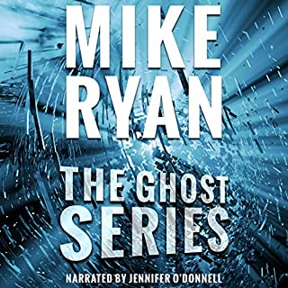 The Ghost Series Box Set audiobook cover art
