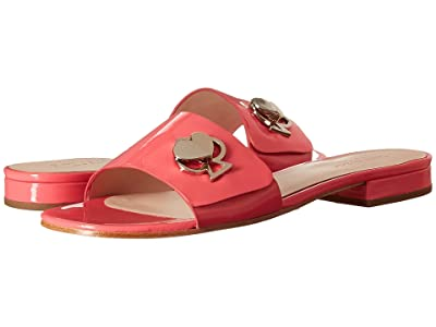 Kate Spade New York Ferry (Perfect Peony Patent) Women