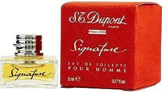 SIGNATURE by St Dupont EDT .17 OZ MINI
