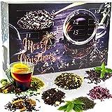 C&T Tee-Adventskalender 2020 mit 24 losen Schwarztees - edle Tee-Sorten à 20 g für je 4 Tassen (1...