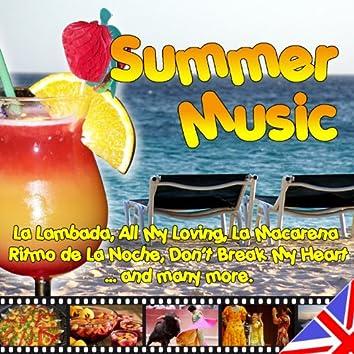Summer Music Visit Spain !!