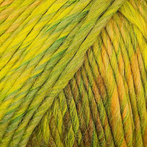Lang Yarns Mille Colori Big 11, Sulphur