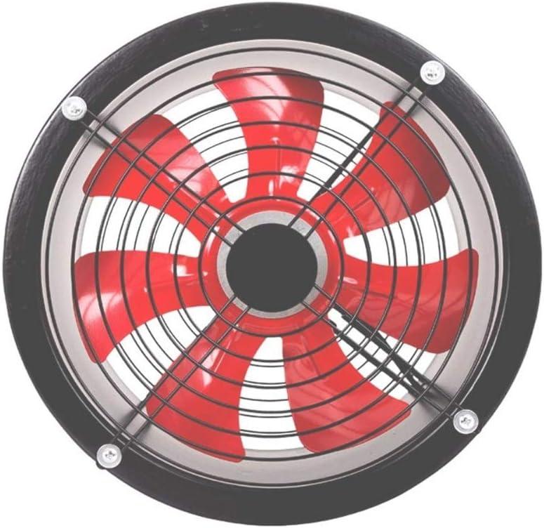 DYXYH Negro Extractor, de 12 Pulgadas, de Alto Rendimiento, Ventiladores de Grado Comercial de ventilación del Aire del Ventilador de ventilación Gable Ventilador del ático