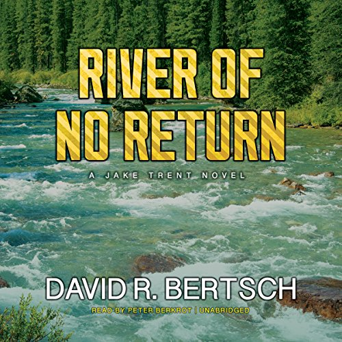 River of No Return audiobook cover art