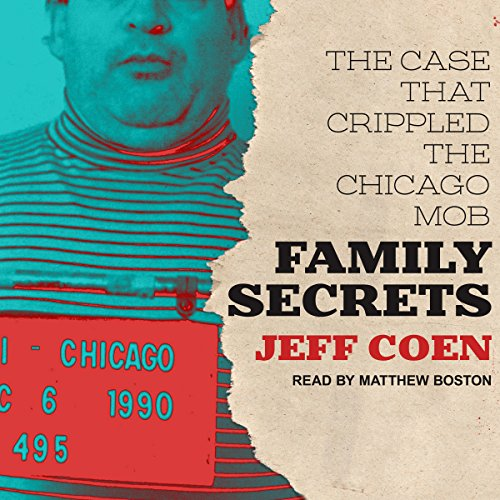 Family Secrets cover art