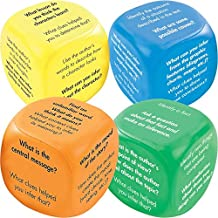 Really Good Stuff 306888 Common Core Reading Comprehension Inference Cubes