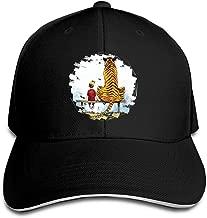 Jackey Cool Calvin & Hobbes Thomas Tiger Caps