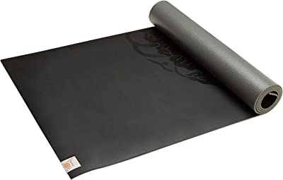 Gaiam Sol Dry-Grip Yoga Mat for Hot Yoga and Heated Exercises