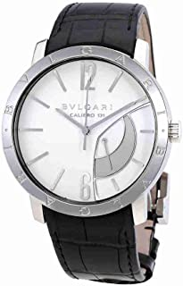 Bvlgari Bvlgari Calibro 131 White Dial Mens Watch 101870