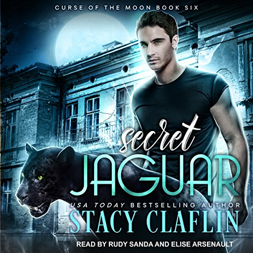 Secret Jaguar audiobook cover art