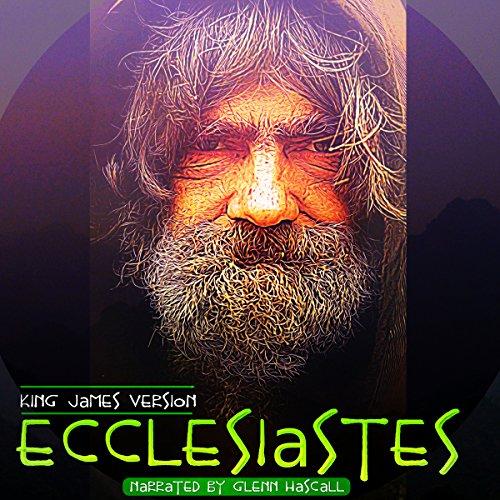 Ecclesiastes audiobook cover art