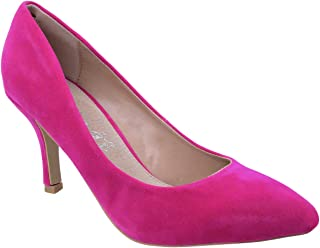 aeb22cef176 Amazon.co.uk: Pink - Court Shoes / Women's Shoes: Shoes & Bags