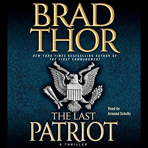 Couverture de The Last Patriot