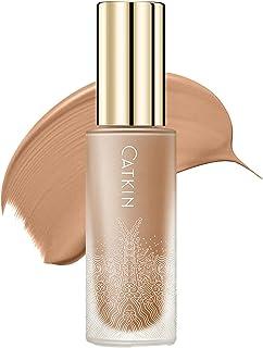 CATKIN Nourishing Liquid Foundation Makeup Moisture Concealer Full Coverage Moisturizing Dry Skin...