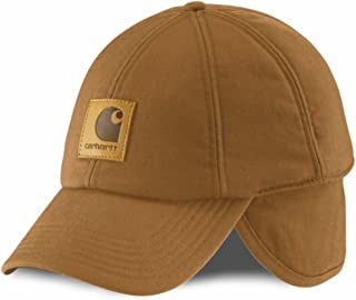 Men's A199 Workflex Ear Flap Cap - L/XL - Carhartt Brown