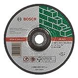 Bosch Professional 2608600317Stein Trennscheibe mit Niedergeschlagen Mitte