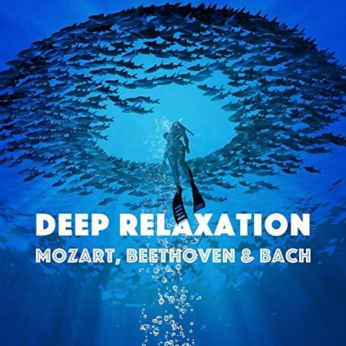 Johann Sebastian Bach, Wolfgang Amadeus Mozart & Ludwig van Beethoven