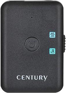 センチュリー Bluetooth変換 音声送信/受信アダプター 『どれで~もBluetooth Ver.2』 CBTTR-AV2
