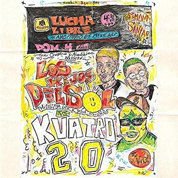 Kumbia Del Sol (ChildrenOfTheSun) [feat. Josué Josué & Mi Cabezita Loca]