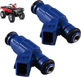 0280156208 Fuel Injector Replacement for Polaris RZR Sportsman Ranger EFI 700 800,2 Packs