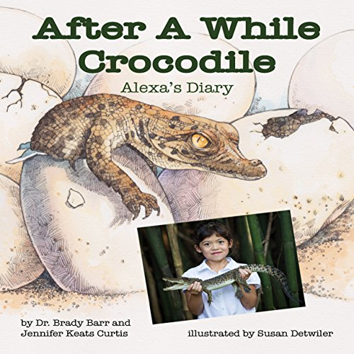 After a While Crocodile: Alexa's Diary audiobook cover art