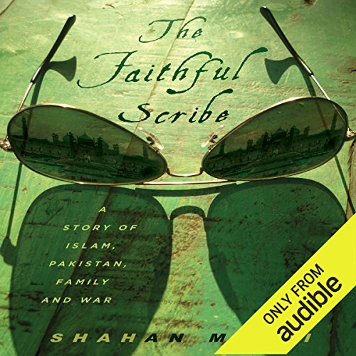 The Faithful Scribe audiobook cover art