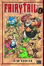 Fairy Tail - Tome 1 de Hiro Mashima