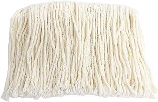 山崎産業(Yamazaki Sangyo) 水拭き モップ 交換用 替糸 コンドル 糸ラーグ Y-3 NO8 幅24cm 150g 日本製 335886 ホワイト